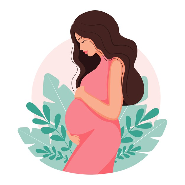 hair grow faster during pregnancy