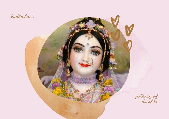 Srimati Radha Rani